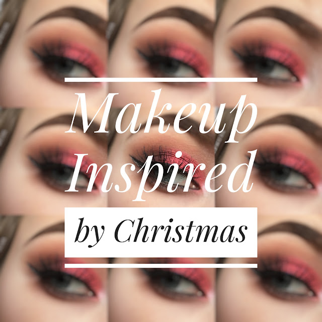 Makeup Inspired by Christmas | Mysecret
