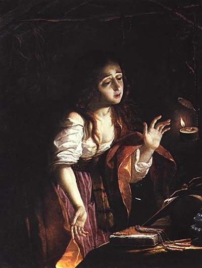 Josefa de Óbidos Святая Мария Магдалина