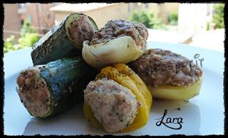 http://cucinaconlara.blogspot.it/2016/01/verdure-ripiene-cotte-nei-sacchetti.html