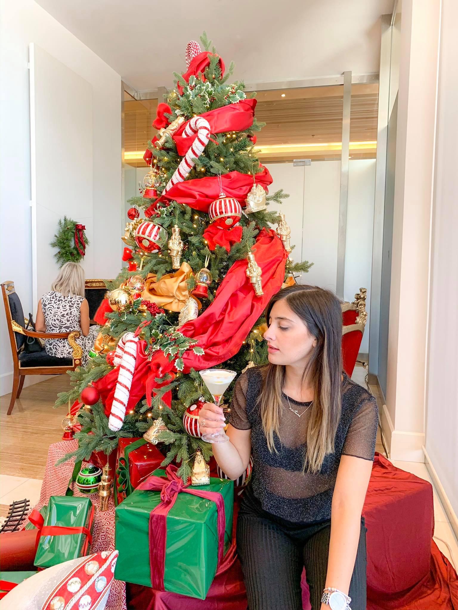 albero di natale e regali