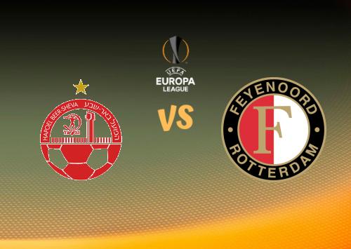 Hapoel Be'er Sheva vs Feyenoord   Resumen