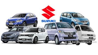 Daftar Mobil Merk Suzuki Terbaik