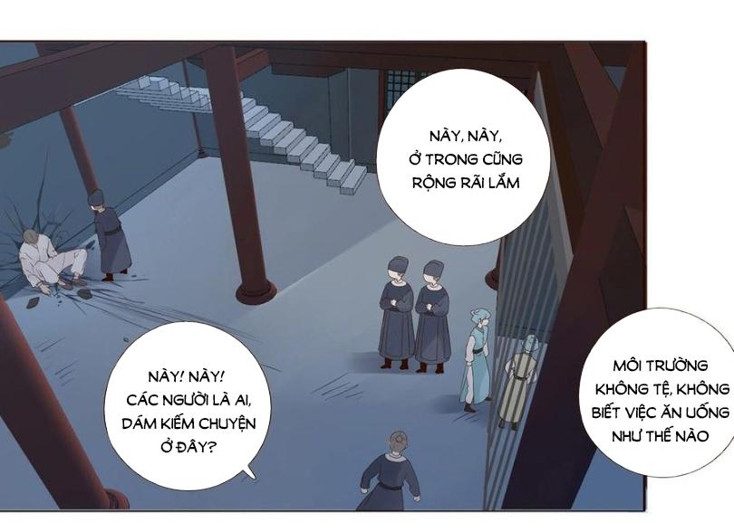 Đế Vương Trắc chap 206 - Trang 45