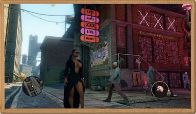 Saints Row The Third Games Screenshots