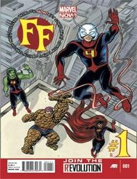 FF (2013) Comic
