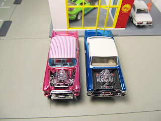 Hot Wheels RLC  bel air gasser Super Nova