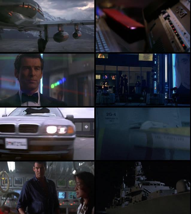 Tomorrow Never Dies 1997 Dual Audio Hindi 480p BRRip