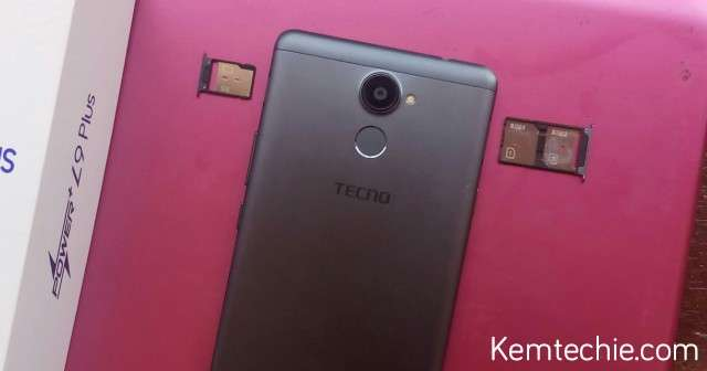 Tecno L9 Plus Review build