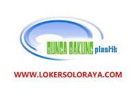 Lowongan Kerja Sukoharjo Staff Pajak di CV Bunga Bakung Plastik