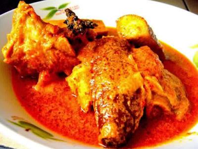 Resep Masakan Kari Ayam Sederhana