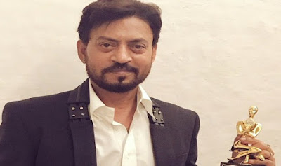 Bollywood Actor Irrfan Khan passes away at 53, due to colon infection