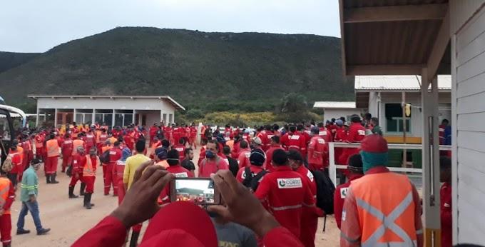 Tendo que trabalhar, funcionários de empresa eólica em Umburanas temem o coronavírus