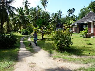 Union Estate - La Digue - Seychelles