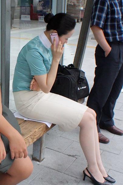 Japanese cabin attendants service - 4 1