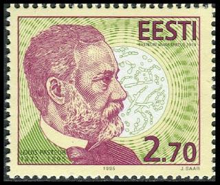 Estonia Chemist Louis Pasteur