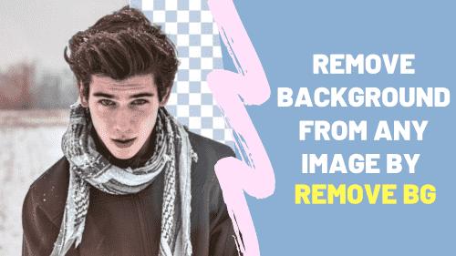 كيفيه ازاله الخلفيه من الصور بدون فوتوشوب مجانا