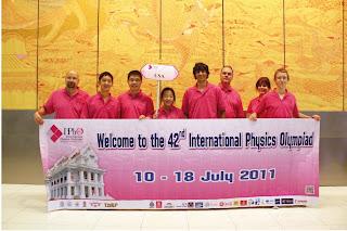United States Physics Team Blog Aapt