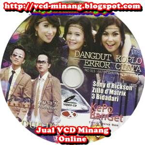 Dangdut Koplo Sonny DRickson - Error Cinta (Full Album)