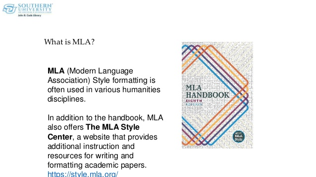 MLA Handbook 8th Edition Full Book PDF Download