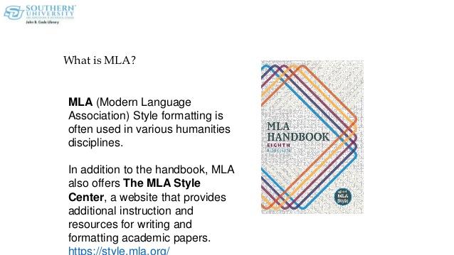 MLA Handbook 8th Edition Full Book PDF Download