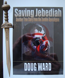 Portada del libro Saving Jebediah, de Doug Ward