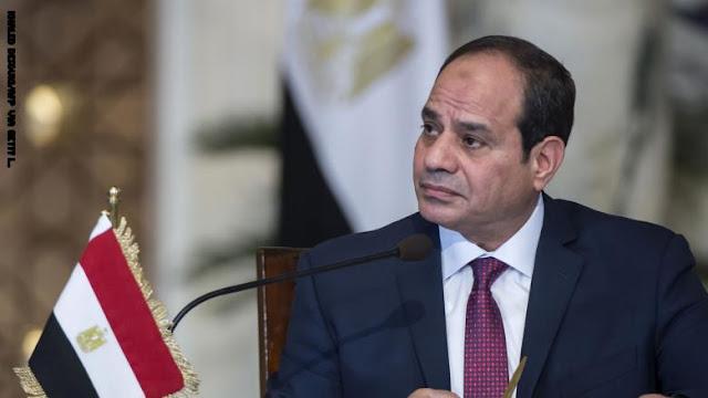 """وسط مساعٍ تركية لدعم """"الوفاق"""" عسكريًا.. السيسي يؤكد على الحد من التدخلات """"غير المشروعة"""" في ليبيا"""