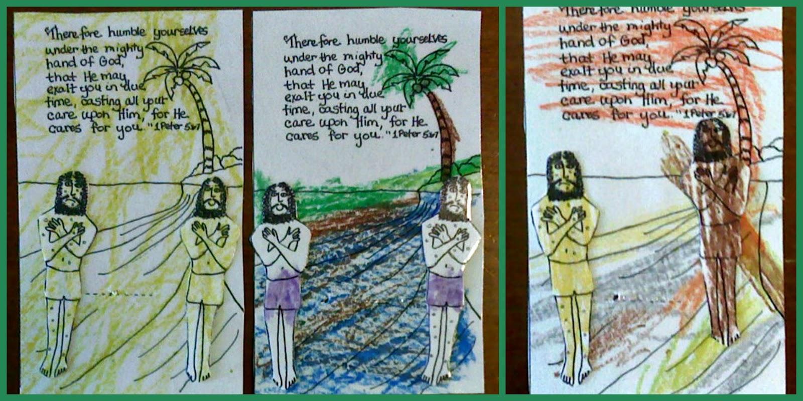 The Walnut Acre Chronicles The Servant Girl Helps Naaman