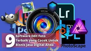 Software edit foto untuk komputer