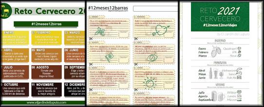 Sección: Reto anual #12meses…