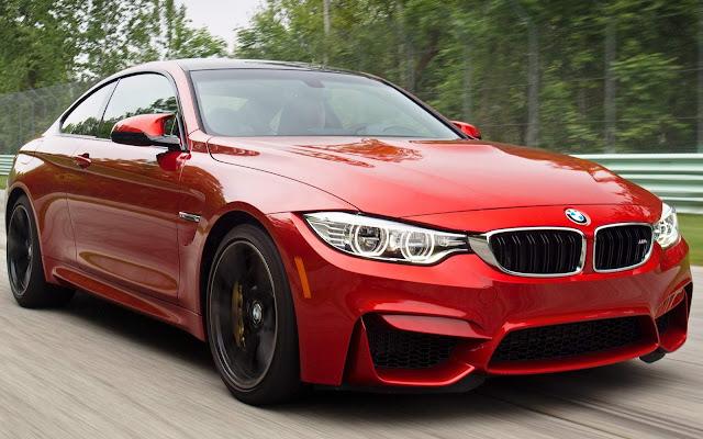 BMW M4 Coupé 2016 - recall