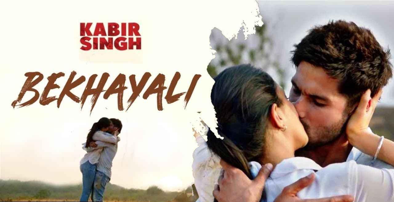Bekhayali Lyrics in English