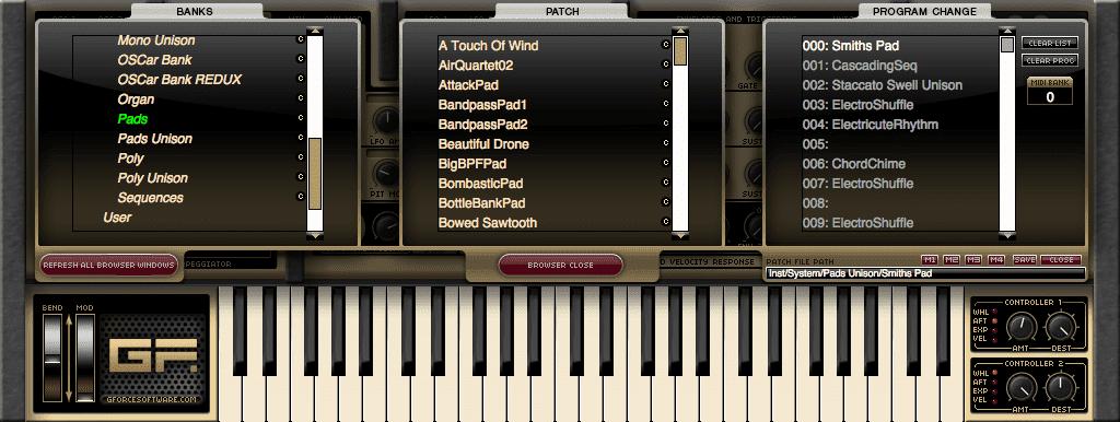 Gforce ImpOSCar2 v2.0 Full version