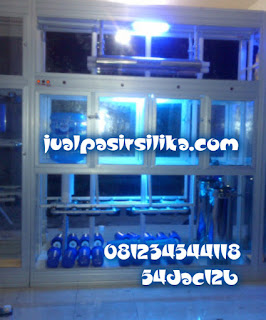 jual dan instalasi depo air minum isi ulang mineral