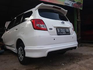 Bodykit Datsun Go+ Termurah