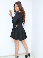 Payal Ghosh sizzling photo shoot in black-cover-photo