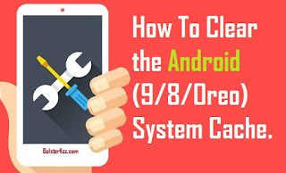 How To Clear the Android System Cache
