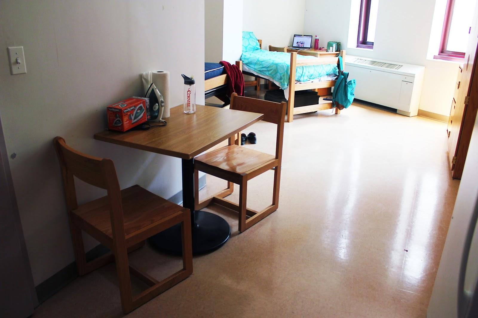 DuoDiaries: FIT Dorms Room Tour | Kaufman Hall