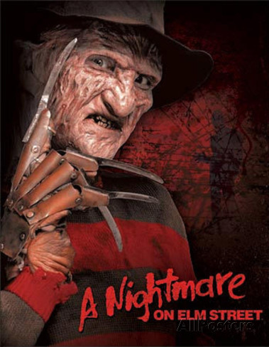 nightmare on elm st cover