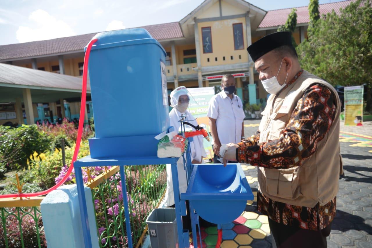 Masih Berstatus Zona Kuning Kadisdik Aceh Minta Sekolah Maksimalkan Bdr Acehpress Com