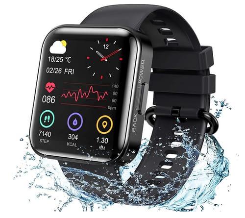 KOSPET Magic 3 HD 3D Curved Smartwatch