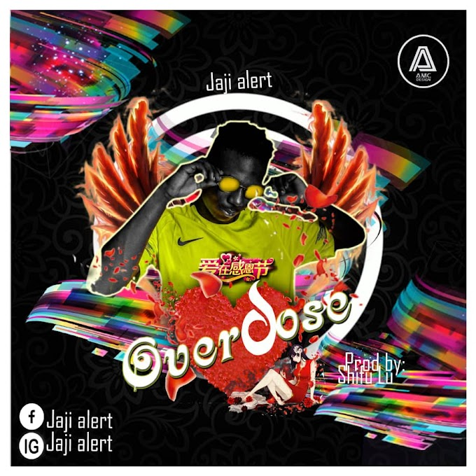 [ MUSIC ] JAJI ALERT - OVERDOSE | MP3 DOWNLOAD