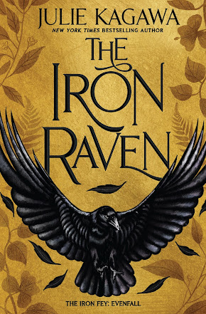 the iron raven julie kagawa