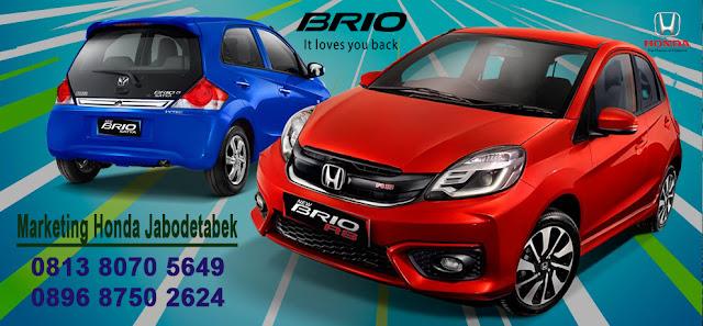 New Honda Brio