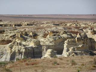 Little Jerusalem Badlands Kansas i
