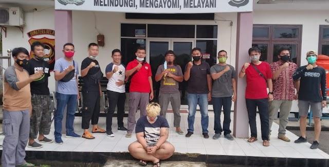 Buron 8 Bulan, Pelaku Penipuan ini Ditangkap Polisi