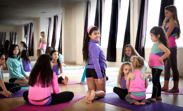 Jill Yoga Kids Fitness Apparel