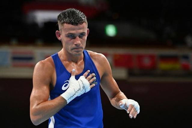 Australian boxer Harry Garside will take home a bronze medal