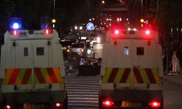 Violent Protests Continue in Belfast