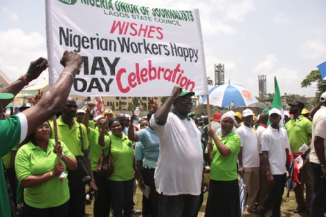 2016 workers day celebration nigeria