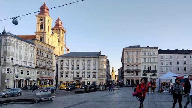 Linz Österreich Austria